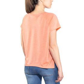 super.natural W's Jonser T-Shirt Georgia Peach Melange